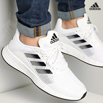 https://laboutiqueofficielle-res.cloudinary.com/image/upload/v1627638668/Desc/Watermark/adidas_performance.svg Adidas Performance - Baskets Duramo SL GV7125 Footwear White Core Black