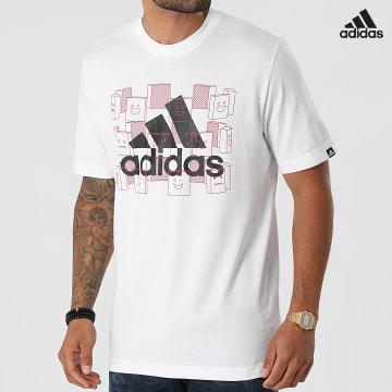 https://laboutiqueofficielle-res.cloudinary.com/image/upload/v1627638668/Desc/Watermark/adidas_performance.svg Adidas Performance - Tee Shirt Esprit GS6230 Ecru