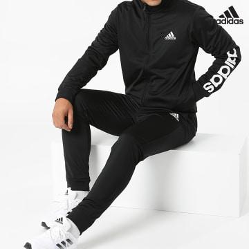 https://laboutiqueofficielle-res.cloudinary.com/image/upload/v1627638668/Desc/Watermark/adidas_performance.svg Adidas Performance - Ensemble De Survetement Linear GK9654 Noir