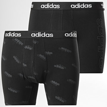 https://laboutiqueofficielle-res.cloudinary.com/image/upload/v1627638668/Desc/Watermark/adidas_performance.svg Adidas Performance - Lot De 2 Boxers H35741 Noir