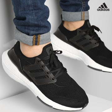 https://laboutiqueofficielle-res.cloudinary.com/image/upload/v1627638668/Desc/Watermark/adidas_performance.svg Adidas Performance - Baskets Ultraboost 21 FY0378 Core Black Grey Four