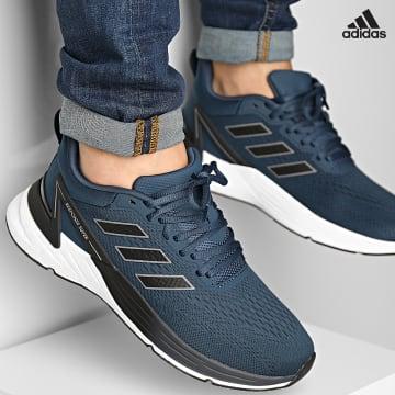 https://laboutiqueofficielle-res.cloudinary.com/image/upload/v1627638668/Desc/Watermark/adidas_performance.svg Adidas Performance - Baskets Response Super 2 H04566 Crew Navy Core Black Grey