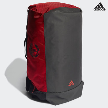 https://laboutiqueofficielle-res.cloudinary.com/image/upload/v1627638668/Desc/Watermark/adidas_performance.svg Adidas Performance - Sac De Sport Manchester United GU0131 Rouge