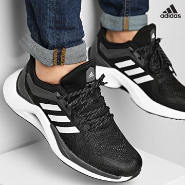 https://laboutiqueofficielle-res.cloudinary.com/image/upload/v1627638668/Desc/Watermark/adidas_performance.svg Adidas Performance - Baskets Alphatorsion 2 GZ8738 Core Black Cloud White Carbon