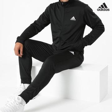 https://laboutiqueofficielle-res.cloudinary.com/image/upload/v1627638668/Desc/Watermark/adidas_performance.svg Adidas Performance - Ensemble De Survêtement GK9656 Noir