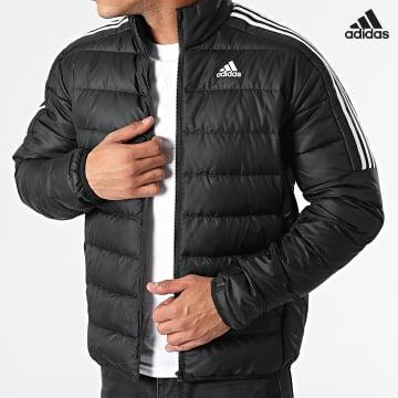 https://laboutiqueofficielle-res.cloudinary.com/image/upload/v1627638668/Desc/Watermark/adidas_performance.svg Adidas Performance - Doudoune Essential Down GH4589 Noir