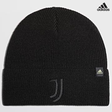 https://laboutiqueofficielle-res.cloudinary.com/image/upload/v1627638668/Desc/Watermark/adidas_performance.svg Adidas Performance - Bonnet Juve GU0094 Noir