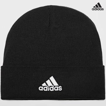 https://laboutiqueofficielle-res.cloudinary.com/image/upload/v1627638668/Desc/Watermark/adidas_performance.svg Adidas Performance - Bonnet Logo FS9022 Noir