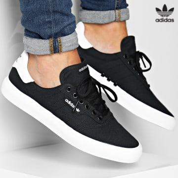https://laboutiqueofficielle-res.cloudinary.com/image/upload/v1627646526/Desc/Watermark/3adidas_orginal.svg Adidas Originals - Baskets 3MC Vulc B22706 Footwear White Core Black