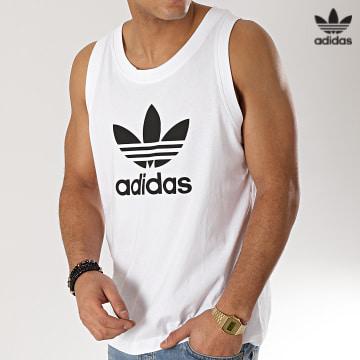 https://laboutiqueofficielle-res.cloudinary.com/image/upload/v1627646526/Desc/Watermark/3adidas_orginal.svg Adidas Originals - Débardeur Trefoil DV1508 Blanc