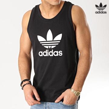 https://laboutiqueofficielle-res.cloudinary.com/image/upload/v1627646526/Desc/Watermark/3adidas_orginal.svg Adidas Originals - Débardeur Trefoil DV1509 Noir