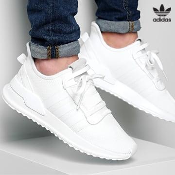 https://laboutiqueofficielle-res.cloudinary.com/image/upload/v1627646526/Desc/Watermark/3adidas_orginal.svg Adidas Originals - Baskets U Path Run G27637 Core Black Footwear White