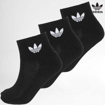https://laboutiqueofficielle-res.cloudinary.com/image/upload/v1627646526/Desc/Watermark/3adidas_orginal.svg Adidas Originals - Lot De 3 Paires De Chaussettes FM0643 Noir