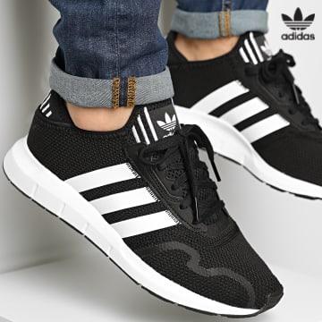 https://laboutiqueofficielle-res.cloudinary.com/image/upload/v1627646526/Desc/Watermark/3adidas_orginal.svg Adidas Originals - Baskets Swift Run X FY2110 Core Black Footwear White