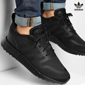 https://laboutiqueofficielle-res.cloudinary.com/image/upload/v1627646526/Desc/Watermark/3adidas_orginal.svg Adidas Originals - Baskets Multix FZ3438 Core Black Core Black