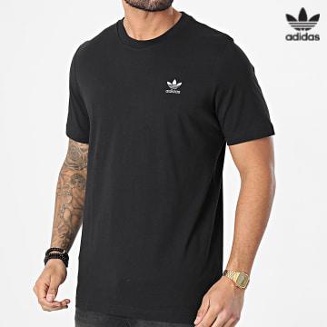 https://laboutiqueofficielle-res.cloudinary.com/image/upload/v1627646526/Desc/Watermark/3adidas_orginal.svg Adidas Originals - Tee Shirt Essential GN3416 Noir