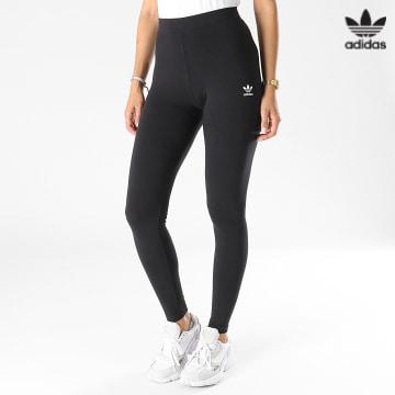 https://laboutiqueofficielle-res.cloudinary.com/image/upload/v1627646526/Desc/Watermark/3adidas_orginal.svg Adidas Originals - Leggings Femme H06625 Noir