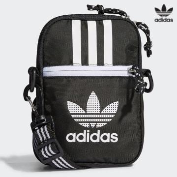 https://laboutiqueofficielle-res.cloudinary.com/image/upload/v1627646526/Desc/Watermark/3adidas_orginal.svg Adidas Originals - Sacoche Adicolor H35579 Noir