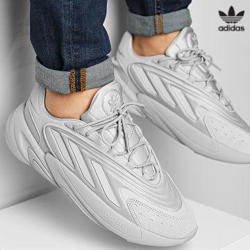 https://laboutiqueofficielle-res.cloudinary.com/image/upload/v1627646526/Desc/Watermark/3adidas_orginal.svg Adidas Originals - Baskets Ozelia H04252 Grey Two Grey Four