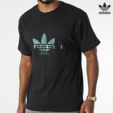 https://laboutiqueofficielle-res.cloudinary.com/image/upload/v1627646526/Desc/Watermark/3adidas_orginal.svg Adidas Originals - Tee Shirt H31329 Noir
