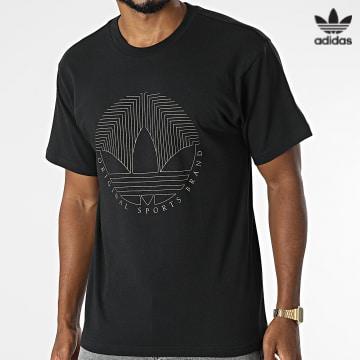 https://laboutiqueofficielle-res.cloudinary.com/image/upload/v1627646526/Desc/Watermark/3adidas_orginal.svg Adidas Originals - Tee Shirt H31332 Noir