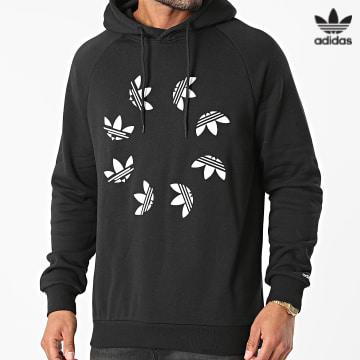 https://laboutiqueofficielle-res.cloudinary.com/image/upload/v1627646526/Desc/Watermark/3adidas_orginal.svg Adidas Originals - Sweat Capuche H37736 Noir