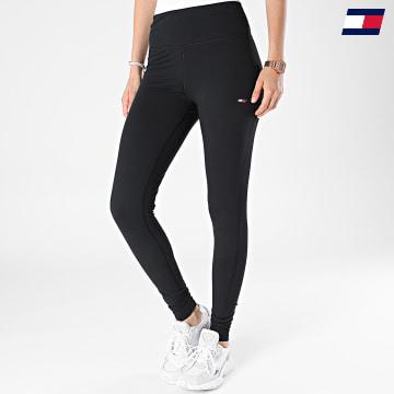 https://laboutiqueofficielle-res.cloudinary.com/image/upload/v1627646949/Desc/Watermark/10logo_tommy_sport.svg Tommy Sport - Legging Femme Rw Graphic 0942 Noir