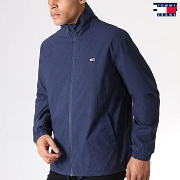 https://laboutiqueofficielle-res.cloudinary.com/image/upload/v1627651009/Desc/Watermark/3logo_tommy_jeans.svg Tommy Jeans - Veste Zippée Novelty 6488 Bleu Marine