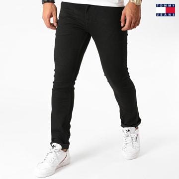https://laboutiqueofficielle-res.cloudinary.com/image/upload/v1627651009/Desc/Watermark/3logo_tommy_jeans.svg Tommy Jeans - Jean Slim Scanton 9560 Noir