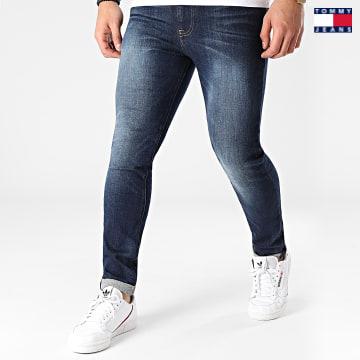 https://laboutiqueofficielle-res.cloudinary.com/image/upload/v1627651009/Desc/Watermark/3logo_tommy_jeans.svg Tommy Jeans - Jean Skinny Simon 9847 Bleu Brut