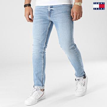 https://laboutiqueofficielle-res.cloudinary.com/image/upload/v1627651009/Desc/Watermark/3logo_tommy_jeans.svg Tommy Jeans - Jean Skinny Simon 9880 Bleu Denim