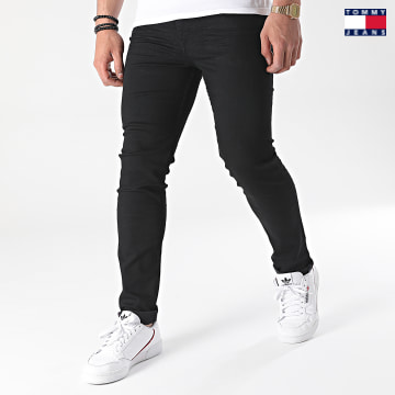 https://laboutiqueofficielle-res.cloudinary.com/image/upload/v1627651009/Desc/Watermark/3logo_tommy_jeans.svg Tommy Jeans - Jean Skinny Simon 9558 Noir