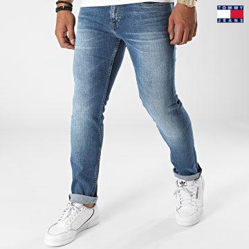 https://laboutiqueofficielle-res.cloudinary.com/image/upload/v1627651009/Desc/Watermark/3logo_tommy_jeans.svg Tommy Jeans - Jean Slim Scanton 0778 Bleu Denim