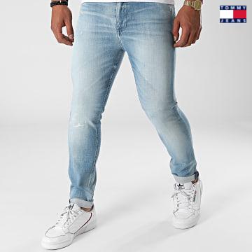 https://laboutiqueofficielle-res.cloudinary.com/image/upload/v1627651009/Desc/Watermark/3logo_tommy_jeans.svg Tommy Jeans - Jean Skinny Simon 0790 Bleu Denim
