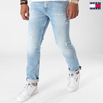https://laboutiqueofficielle-res.cloudinary.com/image/upload/v1627651009/Desc/Watermark/3logo_tommy_jeans.svg Tommy Jeans - Jean Slim Scanton 0791 Bleu Denim
