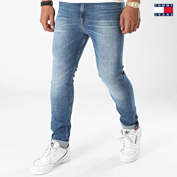 https://laboutiqueofficielle-res.cloudinary.com/image/upload/v1627651009/Desc/Watermark/3logo_tommy_jeans.svg Tommy Jeans - Jean Skinny Simon 0792 Bleu Denim