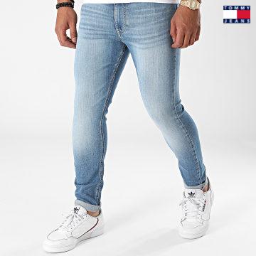 https://laboutiqueofficielle-res.cloudinary.com/image/upload/v1627651009/Desc/Watermark/3logo_tommy_jeans.svg Tommy Jeans - Jean Skinny Simon 0827 Bleu Denim