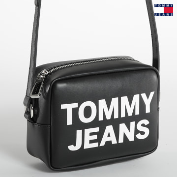 https://laboutiqueofficielle-res.cloudinary.com/image/upload/v1627651009/Desc/Watermark/3logo_tommy_jeans.svg Tommy Jeans - Sac A Main Femme Essential PU 0152 Noir