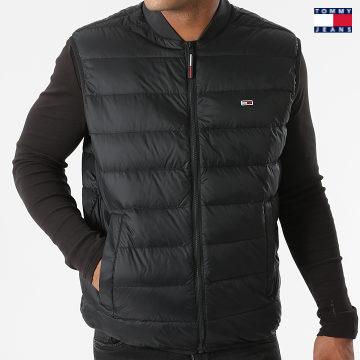 https://laboutiqueofficielle-res.cloudinary.com/image/upload/v1627651009/Desc/Watermark/3logo_tommy_jeans.svg Tommy Jeans - Doudoune Sans Manches Packable Light 0964 Noir
