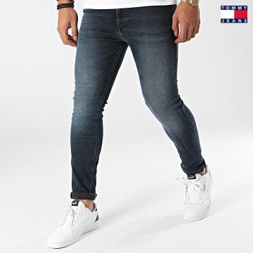 https://laboutiqueofficielle-res.cloudinary.com/image/upload/v1627651009/Desc/Watermark/3logo_tommy_jeans.svg Tommy Jeans - Jean Skinny Simon 1141 Bleu Denim