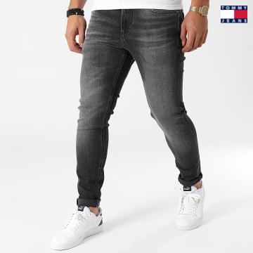 https://laboutiqueofficielle-res.cloudinary.com/image/upload/v1627651009/Desc/Watermark/3logo_tommy_jeans.svg Tommy Jeans - Jean Skinny Miles 1560 Gris Anthracite
