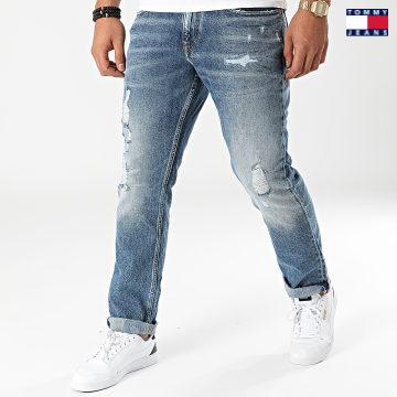 https://laboutiqueofficielle-res.cloudinary.com/image/upload/v1627651009/Desc/Watermark/3logo_tommy_jeans.svg Tommy Jeans - Jean Slim Scanton 9801 Bleu Denim