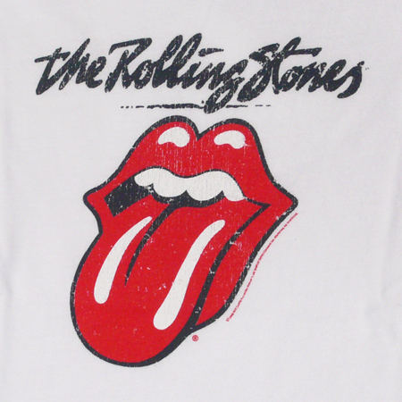 Amplified Shirt Rolling Stones Vintage Tongue