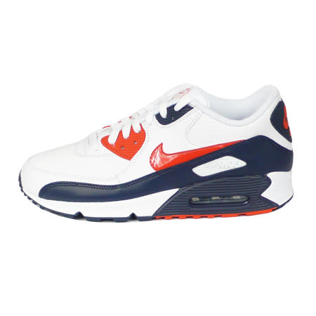 OLD N Baskets Nike Air Max 90 Blanc Marine