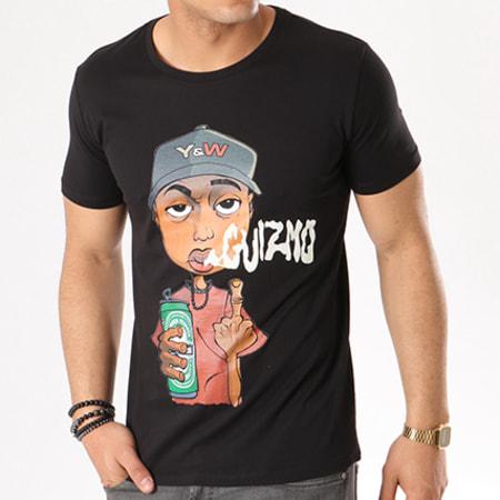 Tee Shirt Guizmo Perso Noir