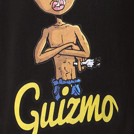 Tee Shirt Guizmo Script Noir
