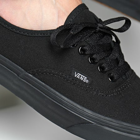 Vans - Baskets Authentic EE3BKA Black Black