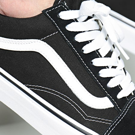 Vans Baskets Old Skool D3HY28 Black White
