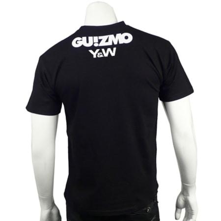 Tee Shirt Guizmo Oinj Noir Jamaica