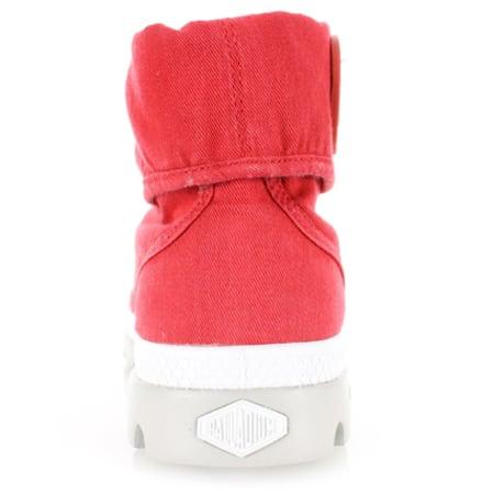 Palladium Chaussures Palladium Femme Baggy Lit Spo F Red